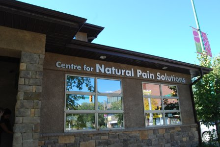 Centre for Natural Pain Solutions